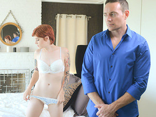 Redheads Hot Birthday Surprise